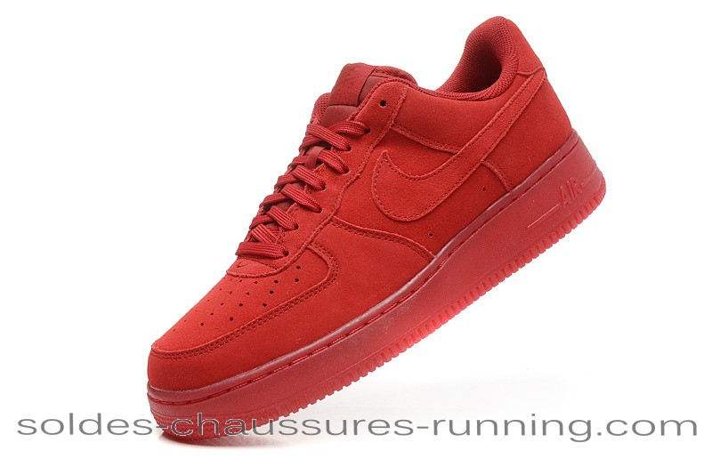 air force 1 rouge pas cher