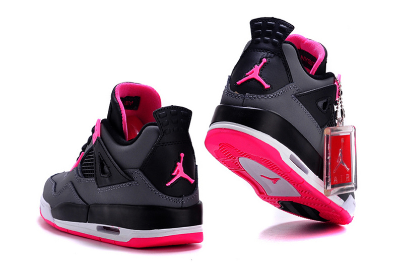 AJF,jordan femme noir et rose,nalan.com.sg